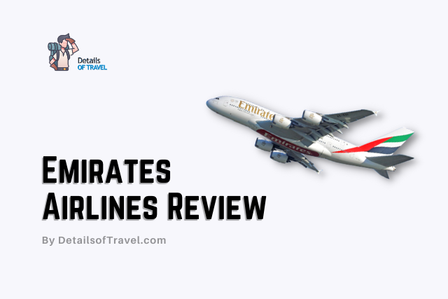 Emirates Airlines Review 2021